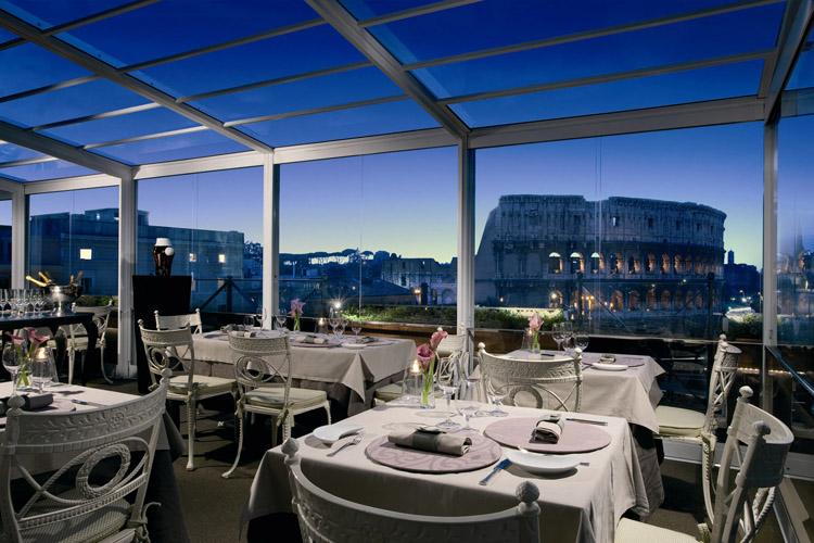Emejing Ristorante Le Terrazze Roma Pictures - House Design Ideas ...
