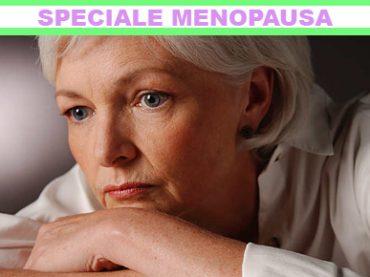"""MENOPAUSA: COME VIVERLA """"AL MEGLIO"""""""