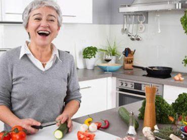 Il segreto della longevità? Mangiar sano, con gusto