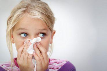 Ecco perché i piccoli prendono tanti raffreddori