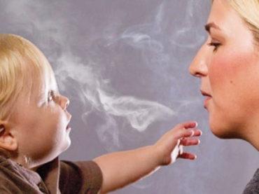 Lotta al fumo, anche passivo, in difesa dei più piccoli