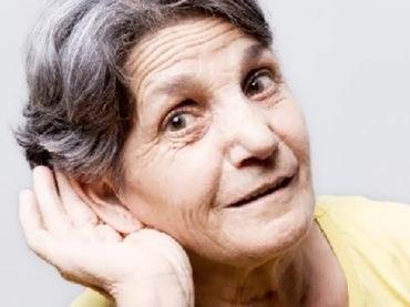 Le donne conservano l'udito meglio e più a lungo