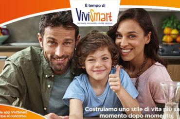 ViviSmart, per migliorare le abitudini alimentari delle famiglie