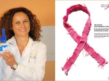 Il Nastro Rosa lotta contro il tumore avanzato