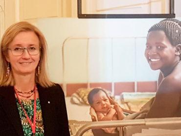Dominique Corti: la mia vita per l'Ospedale di Lacor