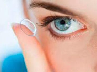 Lenti a contatto con acido ialuronico, anche per l'occhio secco