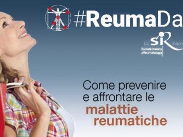 Al via la Campagna per la prevenzione delle malattie reumatiche