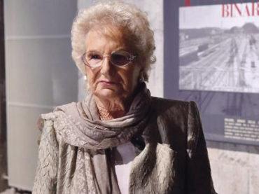 """Liliana Segre: """"La memoria, un vaccino contro l'indifferenza"""""""