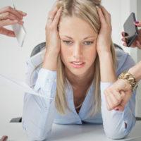 Lo stress? Accentua i disturbi femminili