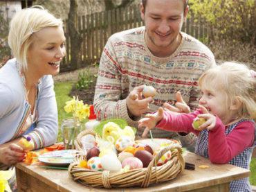 Festività pasquali: il decalogo per la salute dei bambini