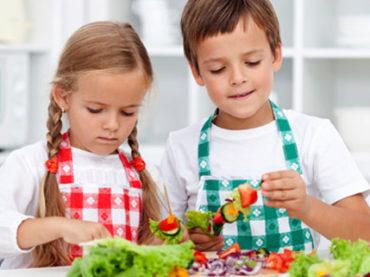 Diete su misura, per la buona salute dei bambini
