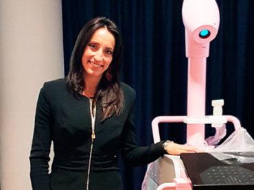 Un nuovo mammografo a ultrasuoni