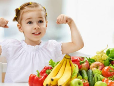 Le vitamine giuste per iniziare la scuola