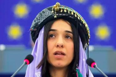 Violenza contro le donne: parla Nadia Murad, Nobel per la pace