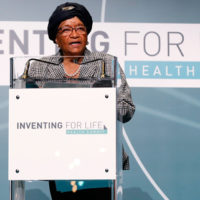 """""""Mama Ellen"""" e il suo impegno per la Liberia"""