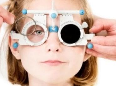 """""""Focus"""" sulla vista di bimbi e adolescenti"""
