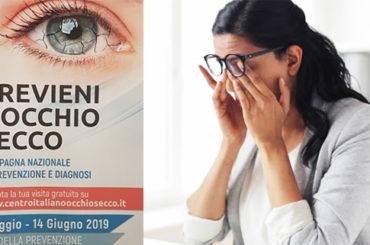 Occhio secco: ne soffre il 90% delle donne in menopausa