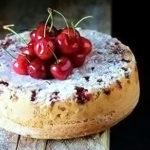 Stop ai dolori muscolari e fegato sano, con la torta di ciliegie Gluten Free