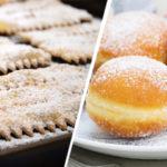 Per Carnevale e San Valentino, dolci al forno: buoni, con poche calorie