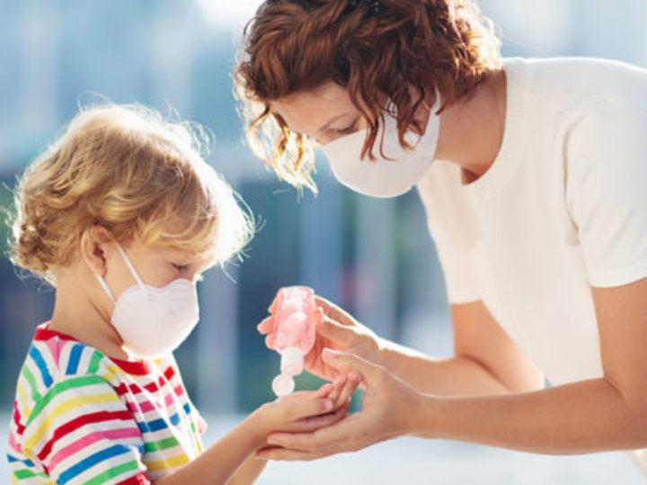 Coronavirus e bambini: quali precauzioni prendere?