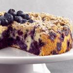 In questi tempi difficili, preparatevi una torta soft al mirtillo nero