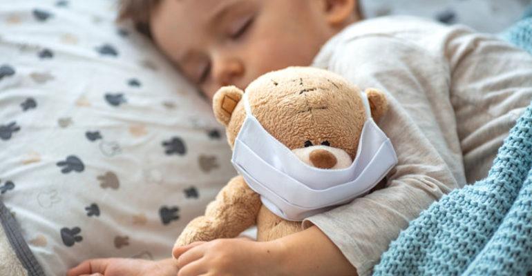 Una dieta sbagliata influenza il sonno dei piccoli