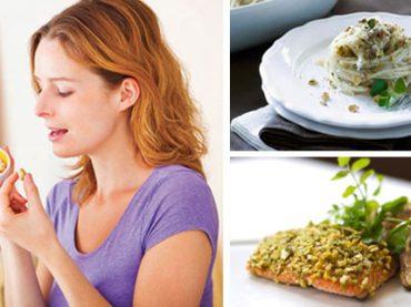 Pistacchi nel piatto, per la salute del cuore