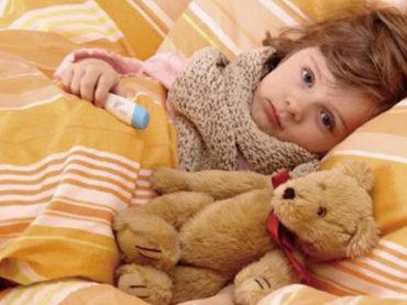 Cosa fare quando vostro figlio ha la febbre