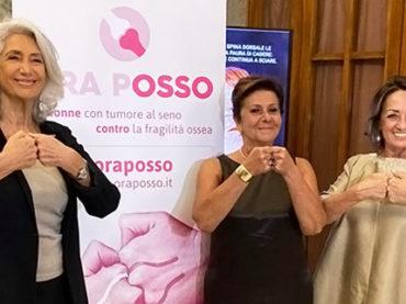#oraposso: al via la Campagna contro la fragilità ossea nel tumore al seno