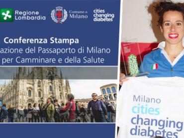 """Anche Milano è stata riconosciuta """"Città per camminare e della salute"""""""