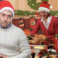 """Maratone pre-natalizie a tavola: attenti al """"mal di stomaco"""""""