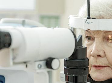 Maculopatia senile: febbraio è il mese della prevenzione