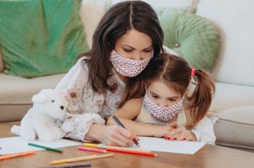 I giochi dei bambini al tempo del Coronavirus