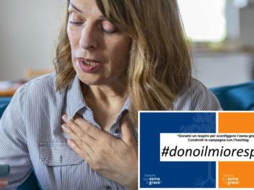Asma grave: #donoilmiorespiro