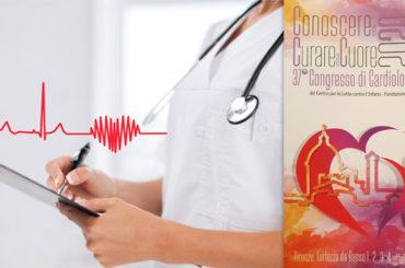 """""""Conoscere e curare il cuore"""": cardiologi italiani a confronto"""