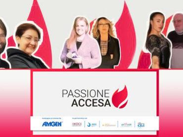 """La """"Passione Accesa"""" per il Nuovo Anno"""
