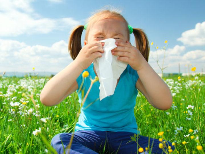 Fattori genetici e ambientali, un binomio che scatena le allergie nei piccoli