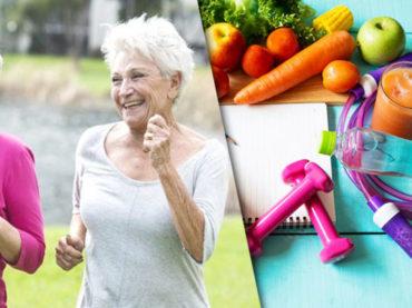 Muscoli ben allenati e dieta sana aiutano a contrastare anche il Covid