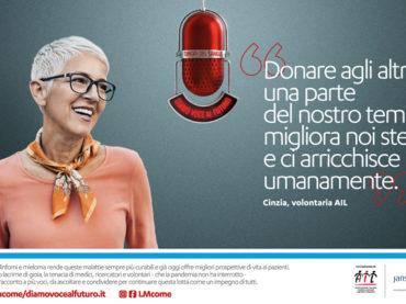 """""""Diamo voce al futuro"""" per conoscere i Tumori del sangue e i progressi della ricerca"""